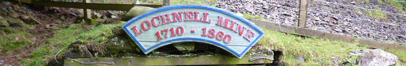 The Lochnell Mine Experience